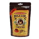 Hula Girl Instant 100% Hawaiian Kona Coffee Freeze Dried Pouch (1.75 Ounce 50 Gram) - 1pc