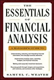img - for The Essentials of Financial Analysis (General Finance & Investing) book / textbook / text book