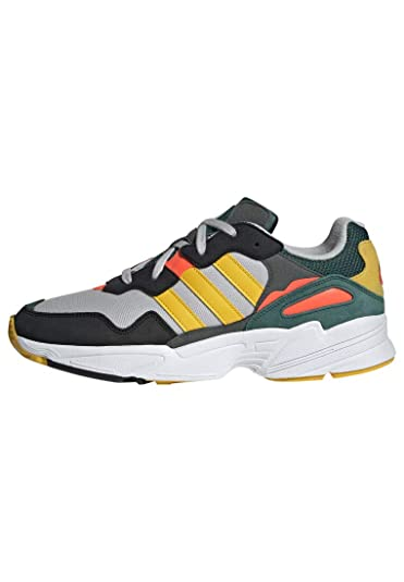 adidas Yung 96 Shoes Men's, Grey, Size 8