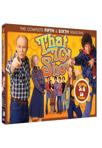 That 70s Show: Season 5 and Season 6 (That 70s Show Season 6 compare prices)