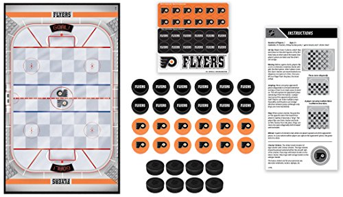 Crown Flyers (MasterPieces NHL Philadelphia Flyers Checkers Game)