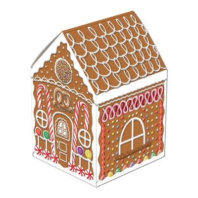 Gingerbread House Centerpiece Party Accessory (1 count) (1/Pkg) -