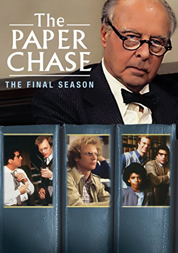 DVD : The Paper Chase: Season Four (The Final Season) (Full Frame)