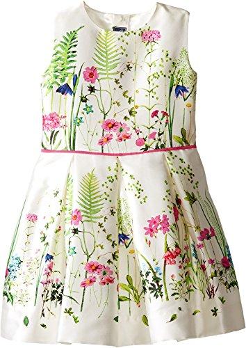 oscar white dress - 9