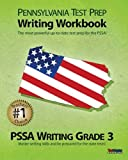 PENNSYLVANIA TEST PREP Writing Workbook PSSA Writing Grade 3, Test Master Press Pennsylvania, 1468028952