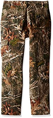 TrueTimber Camo Youth Poly Cotton 6 Pocket Pants