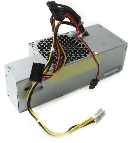 FR610, PW116, RM112, 67T67 R224M, WU136 DELL 235w Power Supply For Optiplex 760, 780 and 960 Small Form Factor (SFF) Systems Model Numbers: F235E-00, L235P-01, H235P-00, H235E-00 by Dell