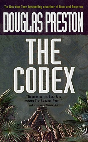 Book cover for The Codex
