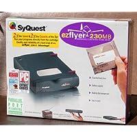 SyQuest 230 MB Hard Drive EZFlyer Kit