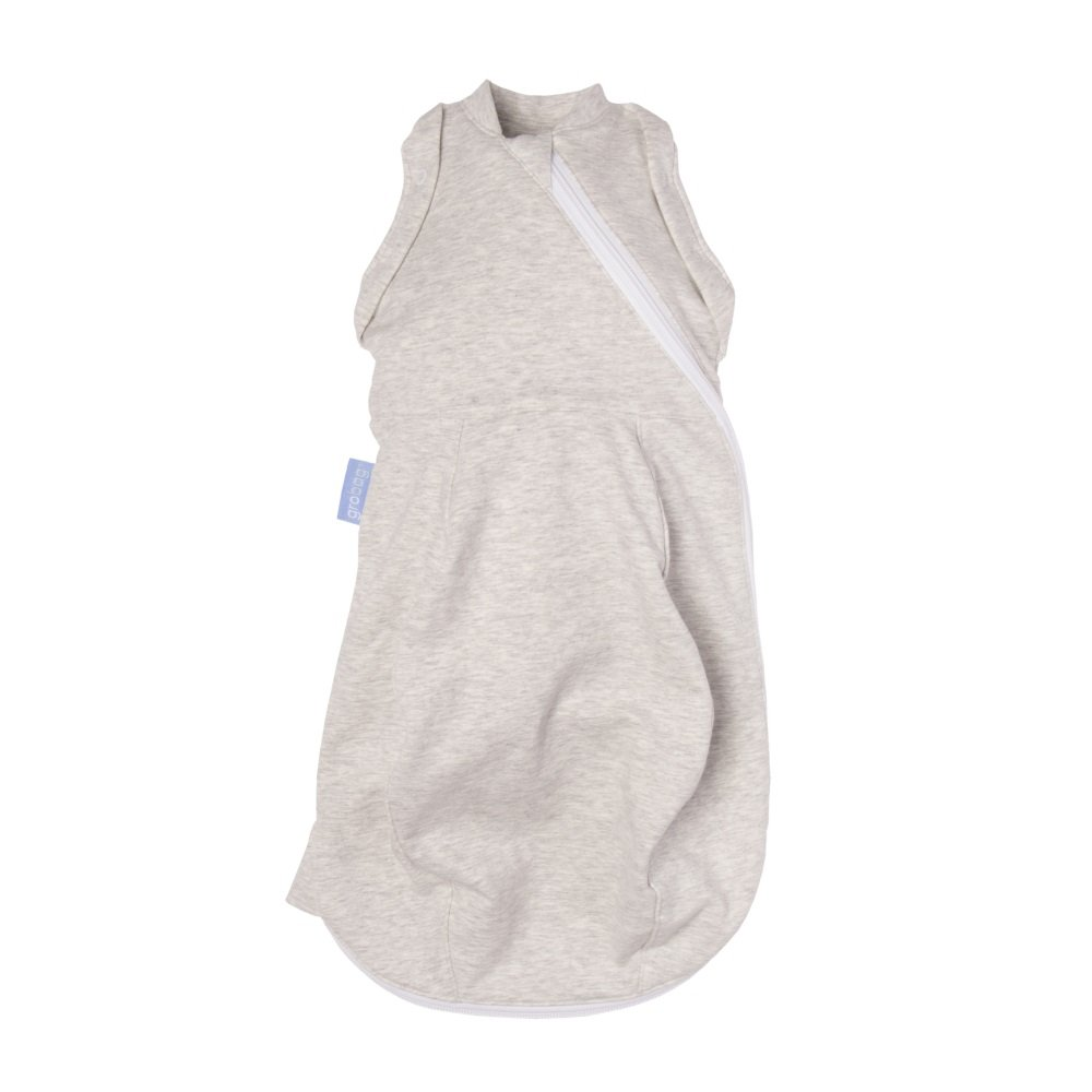 0-3 Months Light The Gro Company Bennie The Bear Grosnug 2-in-1 Swaddle and Newborn Grobag