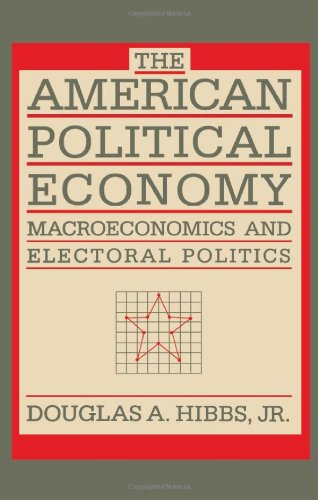 The American Political Economy: Macroeconomics and Electoral Politics