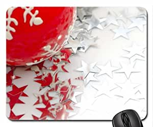ALL Is Bright Mouse Pad, Mousepad (Winter Mouse Pad)