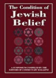 img - for The Condition of Jewish Belief book / textbook / text book