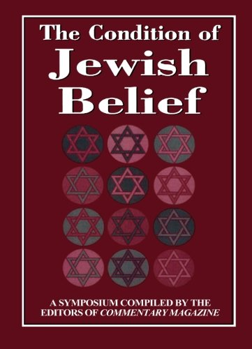 the condition of jewish belief - 2