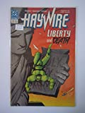 Haywire Comic Book Liberty and Death No. 5 Holiday 1988