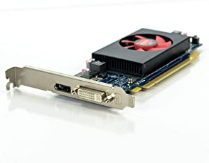 AMD Radeon HD 8490 1GB DDR3 PCIe x16 DVI DisplayPort Graphics Video Card Dell J53GJ High Profile (Renewed)