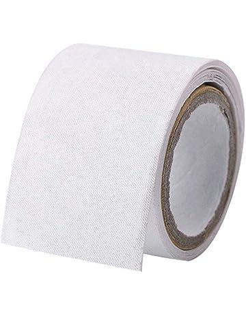 1 rollo 1 m autoadhesivo envoltura de uñas de seda Reforzar el uso de uñas Antes