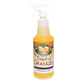 Touch of Oranges Wood Cleaner and Polish