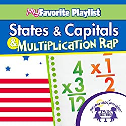 States and Capitals, and Multiplication Rap
