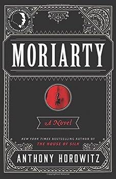 Moriarty 0062377183 Book Cover