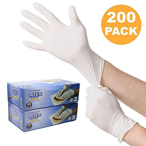 Medium Disposable Gloves Service Non Sterile