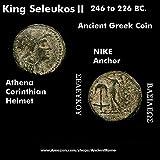 226 GR Athena Corinthian Helmet %2F Anch