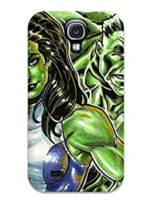 Irene R. Maestas's Shop Excellent Design She Hulk And The Hulk Case Cover For Galaxy S4 3920520K95558726