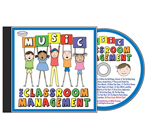 Music for Classroom Management CD