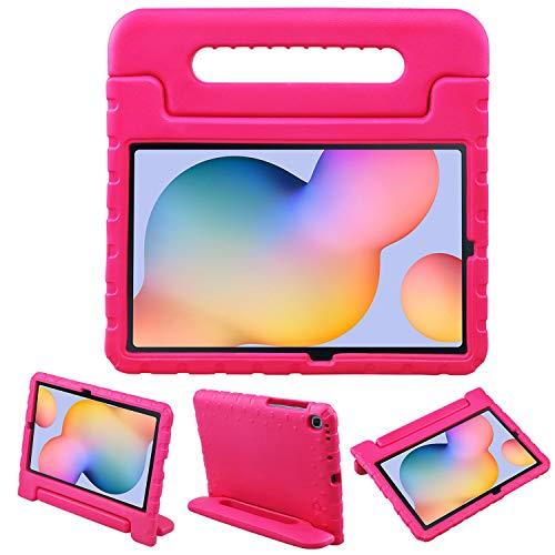 Funda Niños Rosa Para  Samsung Galaxy Tab S6 Lite 10.4 2020