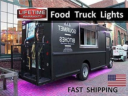 Amazoncom Green Food Truck Food Cart Ice Cream Truck