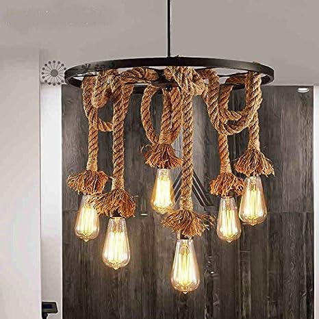 Lámpara de techo RLYYBE moderno y rústico clásicos ...