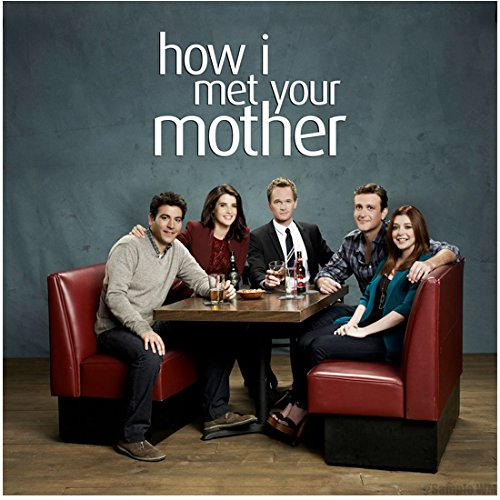 "Alyson Hannigan 8 inch x 10 inch PHOTOGRAPH ""How I Met Your Mother"" Cast Promo Full"