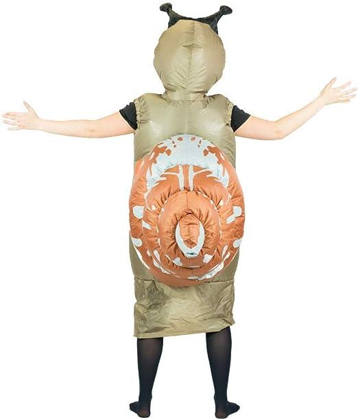 Bodysocks® Disfraz Hinchable de Caracol Adulto: Amazon.es ...