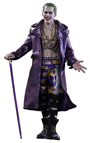 "Hot Toys DC Comics Suicide Squad The Joker  1/6 Scale 12"" Fi"