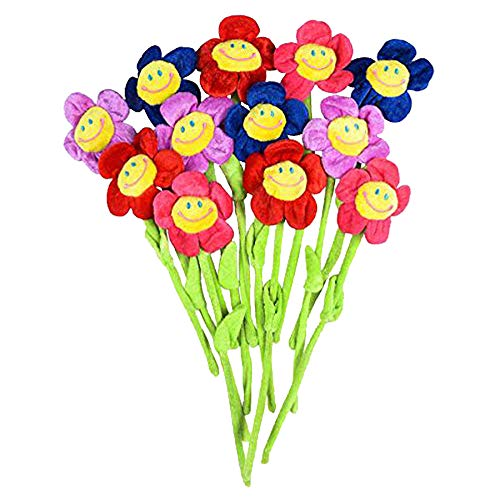 Smiling Daisy Plush - Set of 12 13