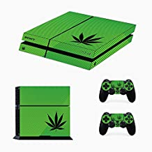 abcGOODefg Vinyl Decal Skin Stickers Cover Protective Console and Controller Skin Sticker for PS4 Silm Sony PlayStation 4 (Tree)