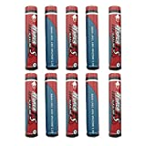 HyperPS - 10PCS - AAAA Alkaline Batteries MX2500, Mini, UM 6 (JIS), LR8D425, 25A for Streamlight Stylus Lights