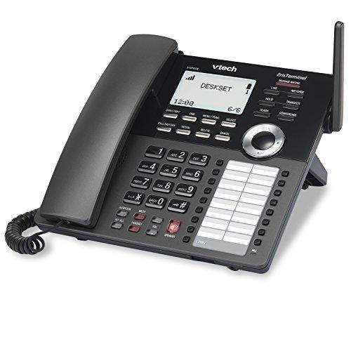 VTech ErisTerminal VSP608 IP Phone - Wireless - DECT - Desktop Desktop Wireless Ip Phone