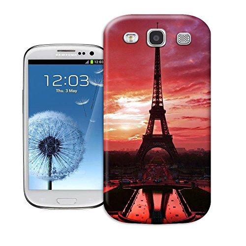 a howareyou Eiffel Tower under the setting sun Following from plastic thin Samsung Galaxy (Under Eiffel Tower)