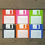 Daily Proposal Labelled Retro Floppy Disk Silicone