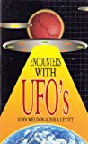 img - for Encounters with UFOs book / textbook / text book
