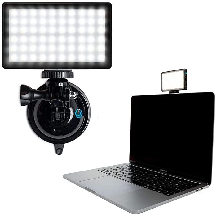 Lume Cube Video Conference Lighting Kit | Video Conferencing | Remote Working | Zoom Call Lighting | Self Broadcasting and Live Streaming