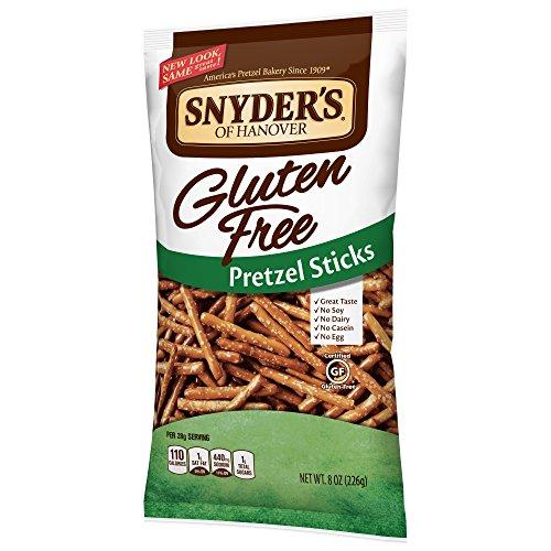 Snyder's of Hanover Gluten Free Pretzel Sticks, 8 Ounce (Pack of 12) by Snyder's of Hanover (Image #5)