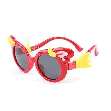 YSA Gafas de Sol para niños Gafas de Sol polarizadas Gafas ...