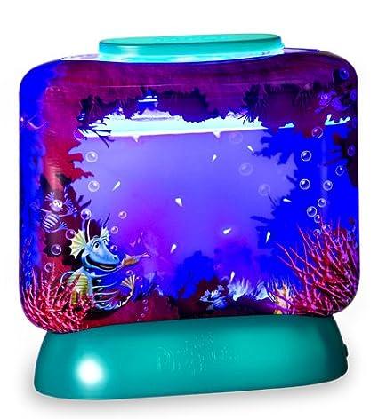 Aqua Dragons Deluxe - Pecera para Dragones de Agua Mundo Submarino Juguete Educativo World Alive W4003: Amazon.es: Juguetes y juegos