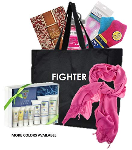Radiation Fighter Lindi Skincare Cancer Care Package