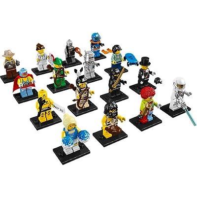 LEGO Minifigure Collection Series 1 Mystery Bag Pack 1 Random Mini Figure!: Toys & Games