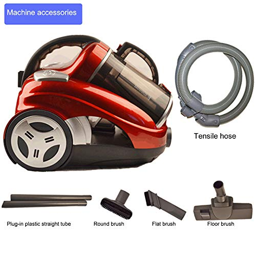 Buy rated bagless canister vacuum