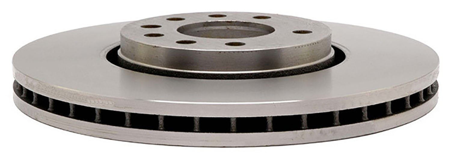 ACDelco 18A1768AC Advantage Coated Front Disc Brake Rotor
