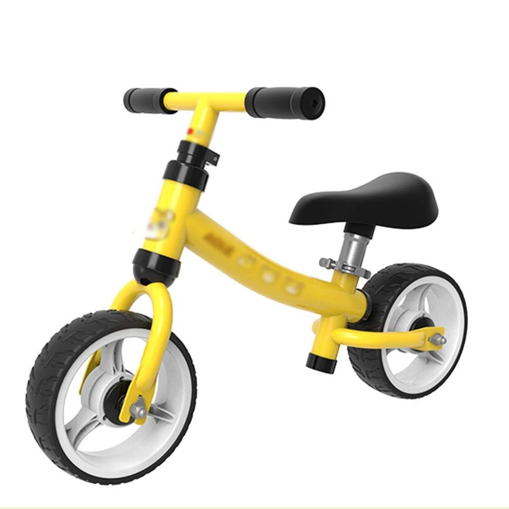 ventas de salida Balance Bike para niños, sin pedaleo pedaleo pedaleo Ciclos para niños con Manillar y Asiento Ajustables, Bicicleta para niños pequeños  seguro de calidad